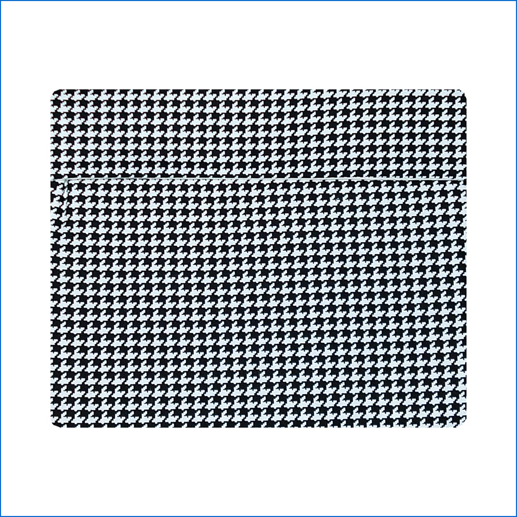 Houndstooth Microwave Potato Bag
