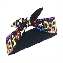 I Love My Dog Hair Tie - Karen's Kases