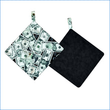 In the Money Potholder