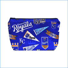 Kansas City Royals Zippered Bag
