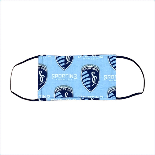 Sporting Kansas City Face Mask