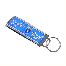 Kansas City Royals Key Fob - Karen's Kases