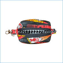 Kansas City Chiefs Black Bitty Bag