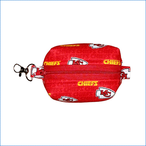 Kansas City Chiefs Red Bitty Bag