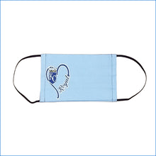 Kansas City Royals Baby Blue Face Mask