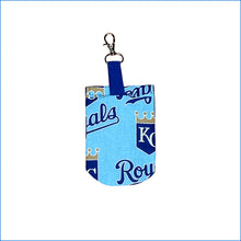 Kansas City Royals Baby Blue Sanitizer Holder