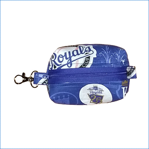 Kansas City Royals Bitty Bag - Karen's Kases