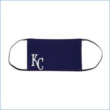 Kansas City Royals Dark Blue Face Mask