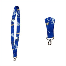 Kansas City Royals Mickey Mouse Lanyard