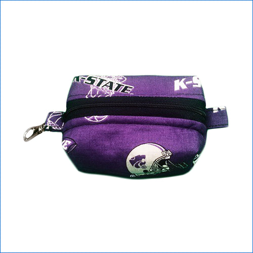 Kansas State Wildcats Bitty Bag - Karen's Kases
