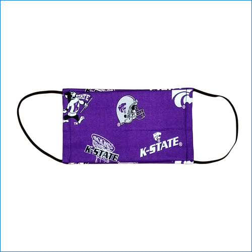 Kansas State Wildcats Face Mask