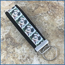 Nurse Minnie Key Fob - Karen's Kases