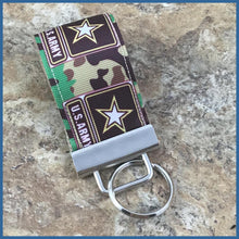 U.S Army Mini Key Fob - Karen's Kases