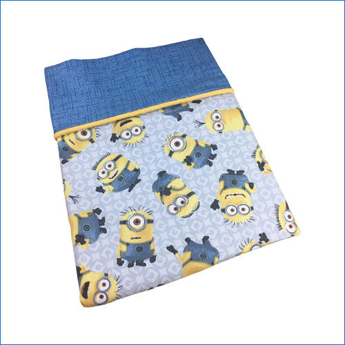 Minions Toddler Pillow Kase - Karen's Kases