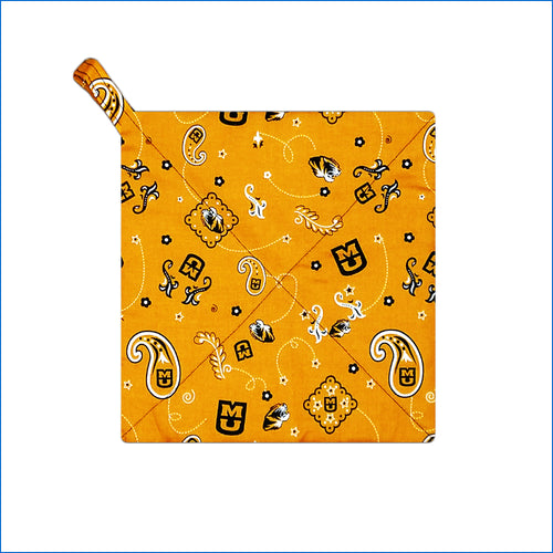 Missouri Tigers Potholder