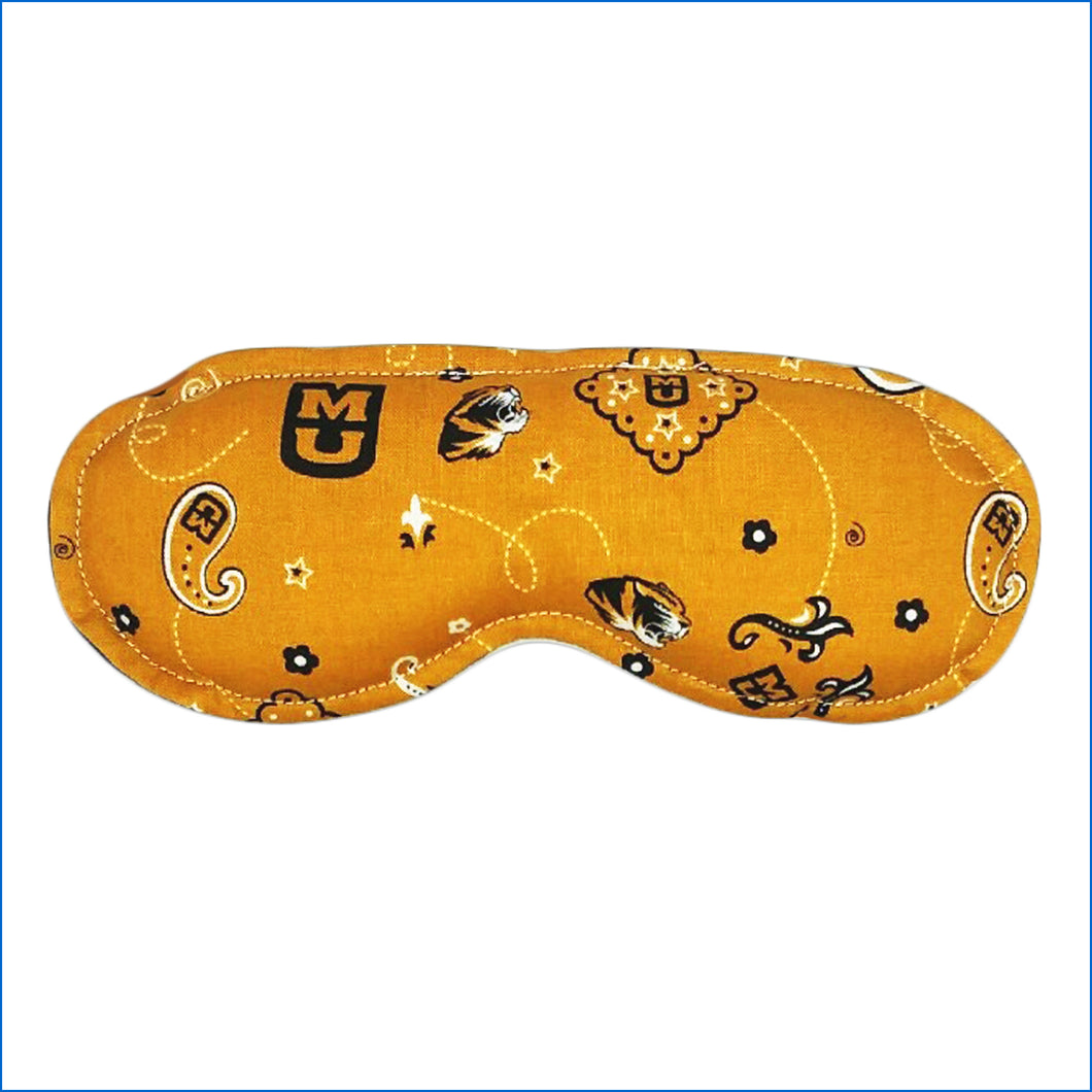 Missouri Tigers Microwave Rice Eye Therapy Pillows