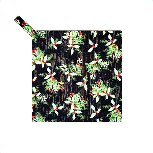 Mistletoe Potholder