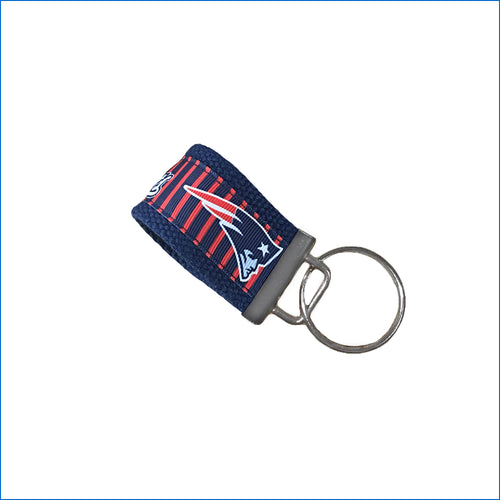 New England Patriots Mini Key Fob - Karen's Kases