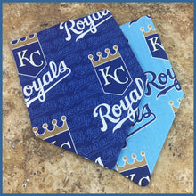 Kansas City Royals Dog Bandana - Karen's Kases