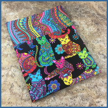Colorful Cats Pet Pillow Kase - Karen's Kases