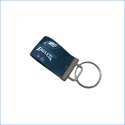 Philadelphia Eagles Superbowl Champions Mini Key Fob - Karen's Kases