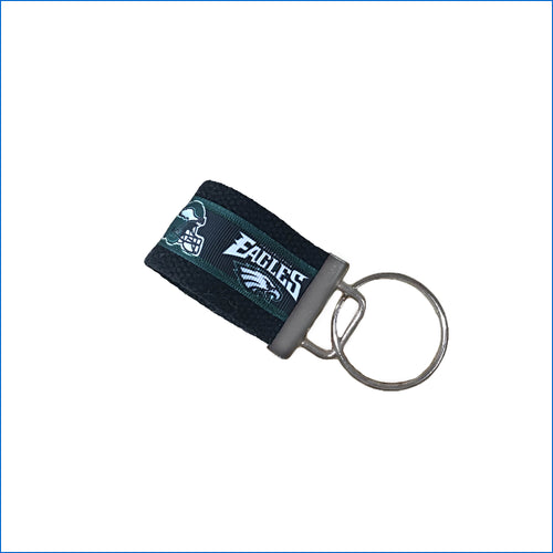 Philadelphia Eagles Mini Key Fob - Karen's Kases