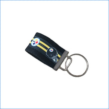 Pittsburgh Steelers Mini Key Fob - Karen's Kases