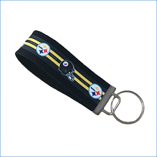 Pittsburgh Steelers Key Fob - Karen's Kases