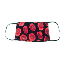 Red Poppy's Face Mask - Karen's Kases