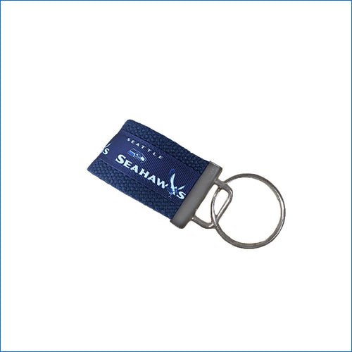 Seattle Seahawks Mini Key Fob - Karen's Kases
