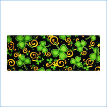 Shamrocks Flaxseed Eye Therapy Pillow