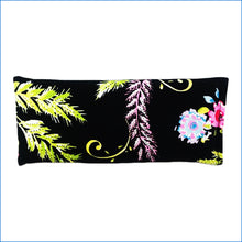 Fern, Flowers and Birds Microwave Flaxseed Eye Therapy Pillow