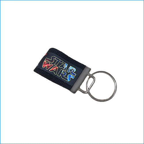 Star Wars Light Sabers Mini Key Fob - Karen's Kases