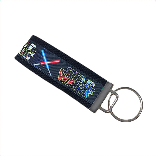 Star Wars Light Sabers Key Fob - Karen's Kases