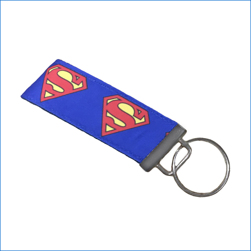 Superman Key Fob - Karen's Kases