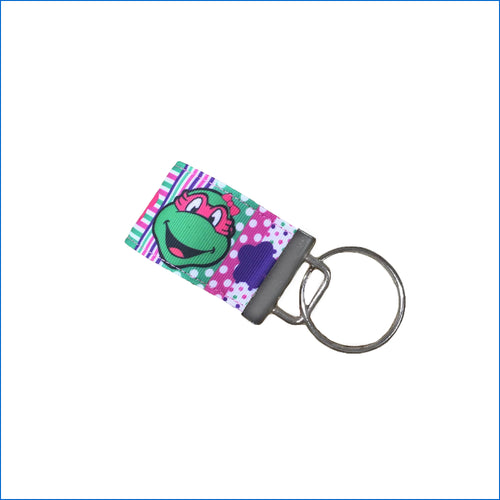 Ninja Turtles Mini Key Fob - Karen's Kases