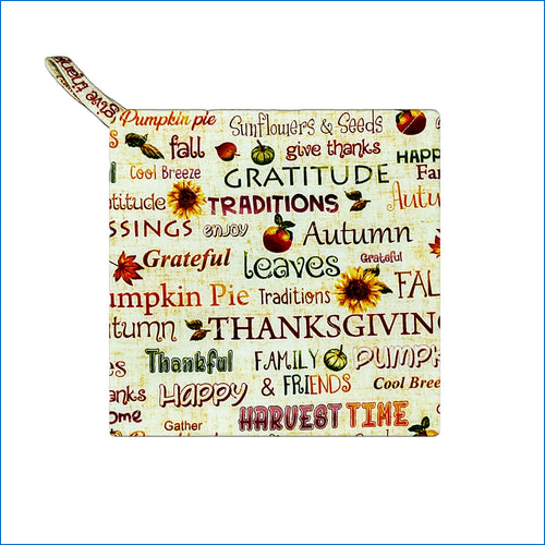 Thanksgiving Potholder
