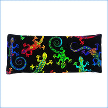 Tropical Gecko's Microwave Flaxseed Eye Therapy Pillow