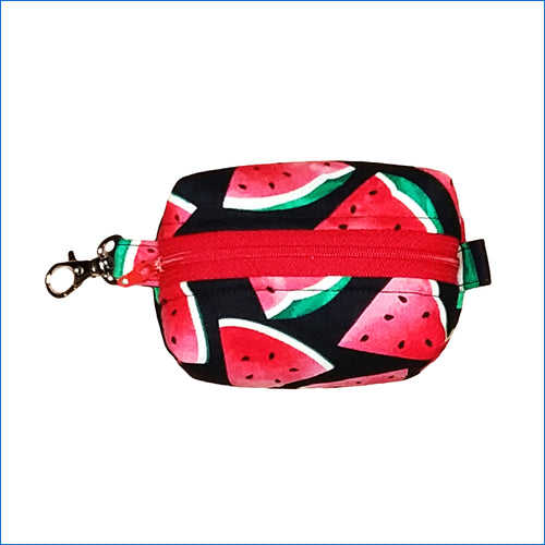 Watermelon Bitty Bag - Karen's Kases