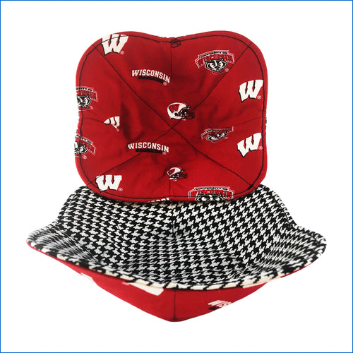 Wisconsin Badgers Microwave Bowl Holder