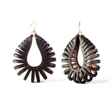 Nautilus Earrings | Kristina Michelle Jewelry