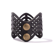Wave Cuff | Kristina Michelle Jewelry