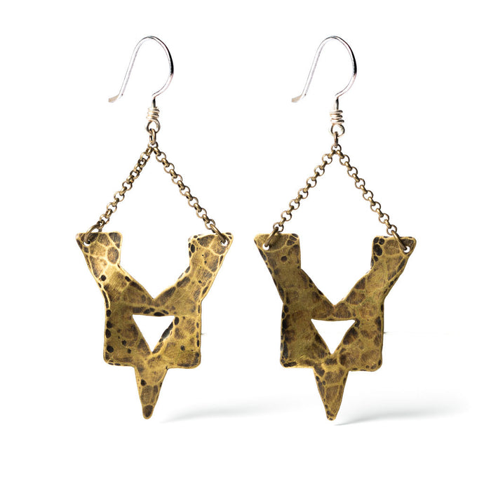 Yana Earrings | Kristina Michelle Jewelry