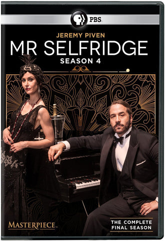 Masterpiece: Mr. Selfridge Season 4 (U.K. Edition)