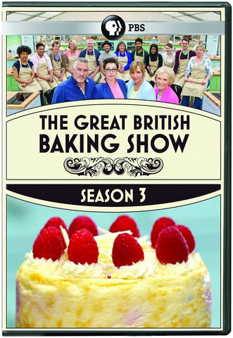 Great British Baking Show: Season Three
