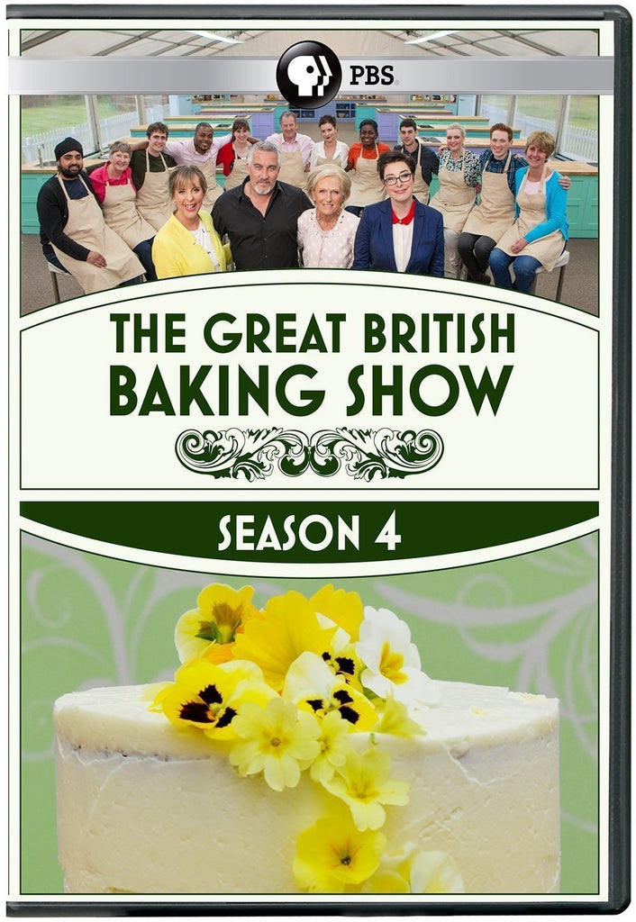 Great British Baking Show: Season Four