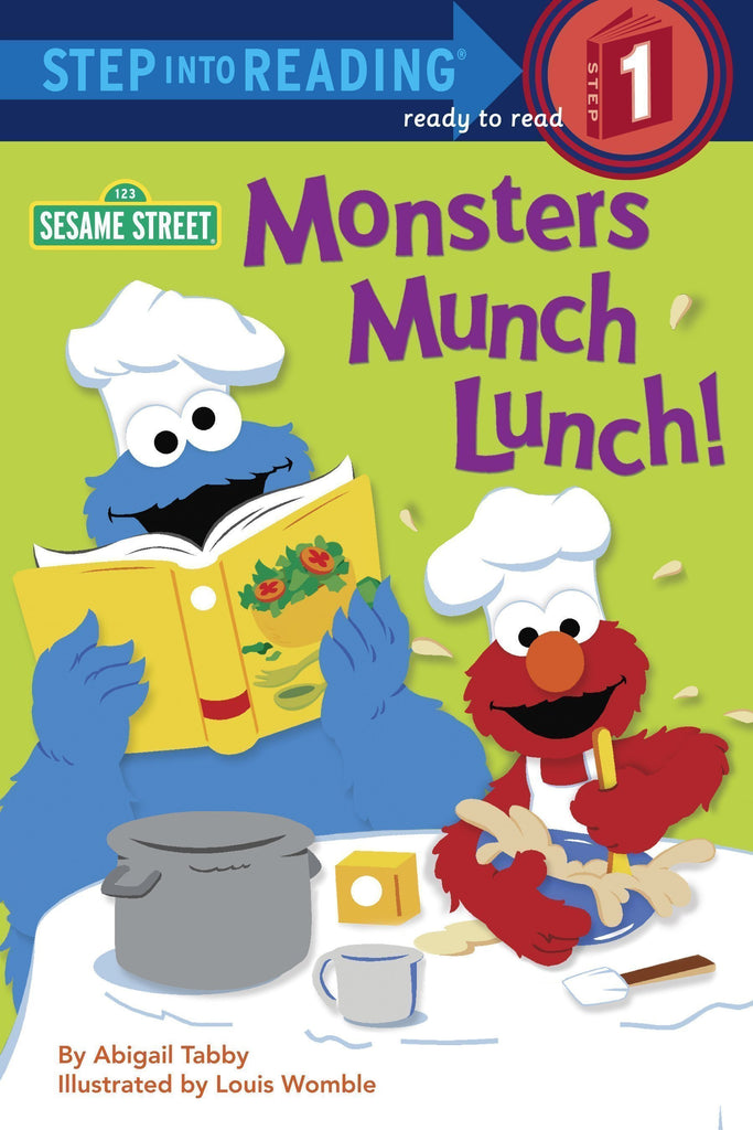 Sesame Street: Monsters Munch Lunch