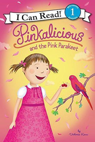 Pinkalicious: Pinkalicious and the Pink Parakeet
