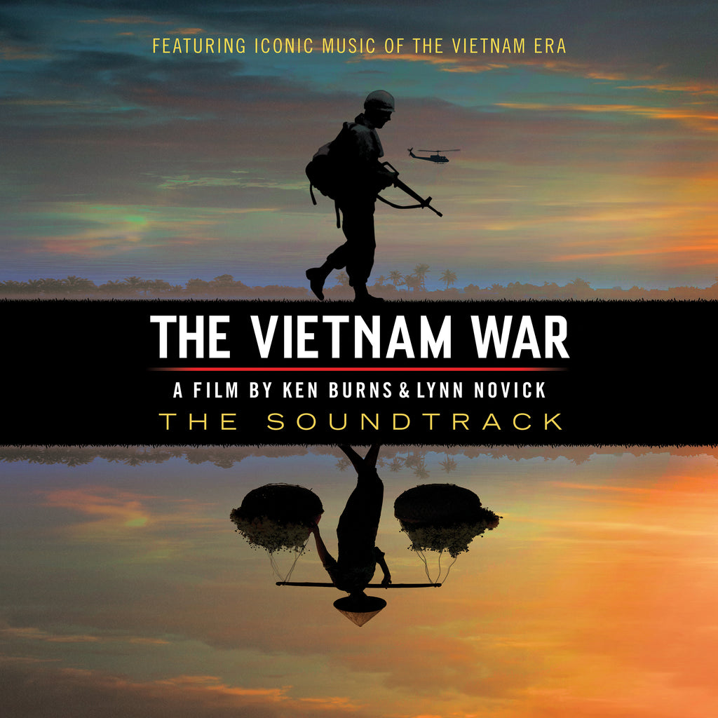 Ken Burns: Vietnam War Soundtrack (Music of the Vietnam Era)