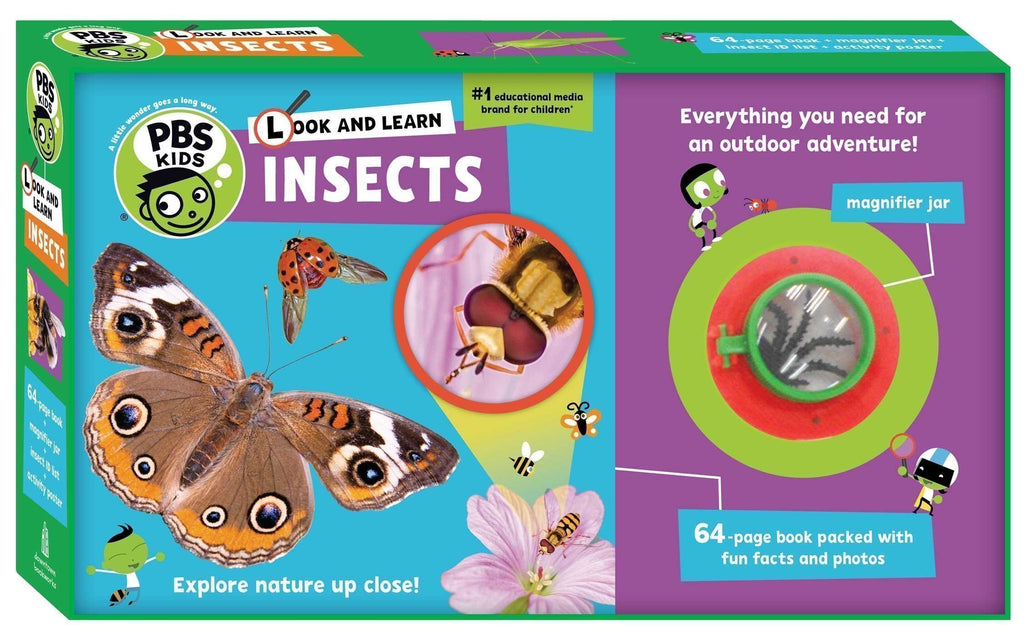 PBS Kids: Look & Learn Insects